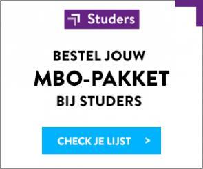 Bestel jouw mbo-pakket bij Studers