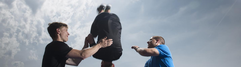 Blog Leo Smid docent Sport en Bewegen