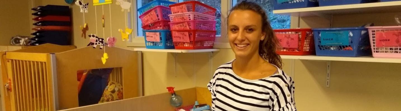 Lola Kuyper - Pedagogisch Medewerker – BOL – niveau 3 – leerjaar 2 – ROC A12 Veenendaal